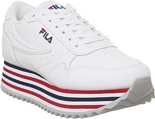 83c8112cdc3 Fila Women's Orbit Zeppa Low Wmn 1010311-1fg Top Sneakers