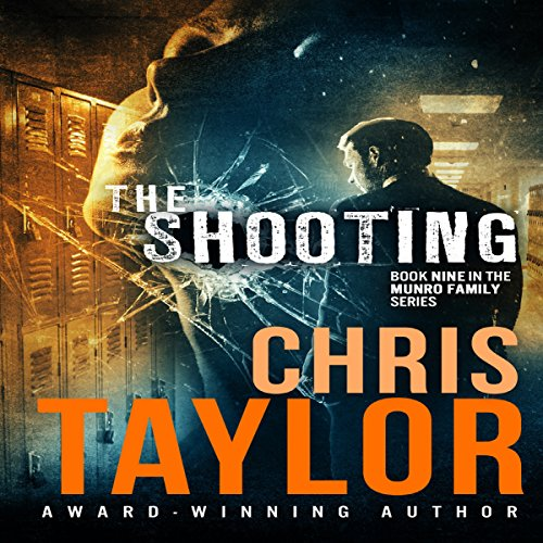The Shooting audiobook cover art