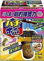 ハチがホイホイ ハチ用誘引捕獲器 [1個入]×6個