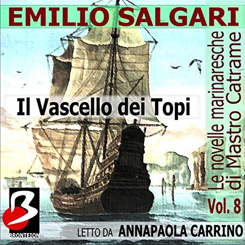 Le Novelle Marinaresche, Vol. 08: Il Vascello dei Topi copertina