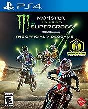 COKeM International Monster Energy Supercross The Official Videogame (PlayStation 4)