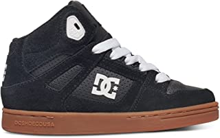 DC Kids' Rebound Sneaker