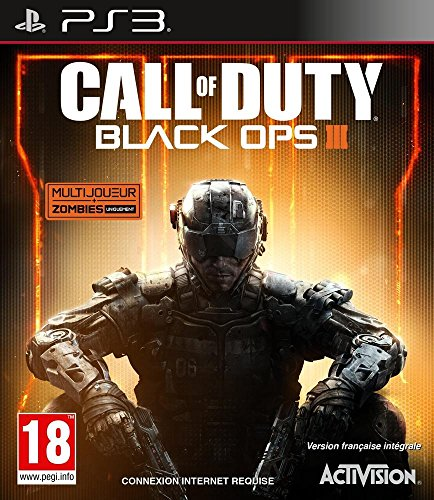 CALL OF DUTY: BLACK OPS III (MULTIPLAYER + ZOMBIES ONLY) PS3 [ ]