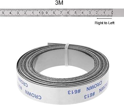 Von Rechts Nach Links Luluspace Selbstklebendes Ma/ßband 1 M 2m 3m 5m 5M, Rechts nach links Von Der Mitte Nach Links Nach Rechts Von Links Nach Rechts