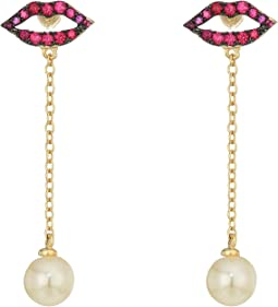 SHASHI - Katie Drop Earrings
