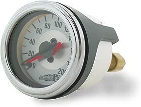 AIR LIFT 26228 200-psi Dual Needle Air Gauge