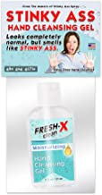 Stinky Ass Hand Sanitizer Prank - 2 oz - Looks Normal But Smells Like Ass - Hand Cleansing Gel - Smells Gross - Funny Gag - Great New Prank - Guaranteed Laughs
