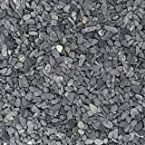 Midwest Hearth Natural Decorative Gray Bean Pebbles