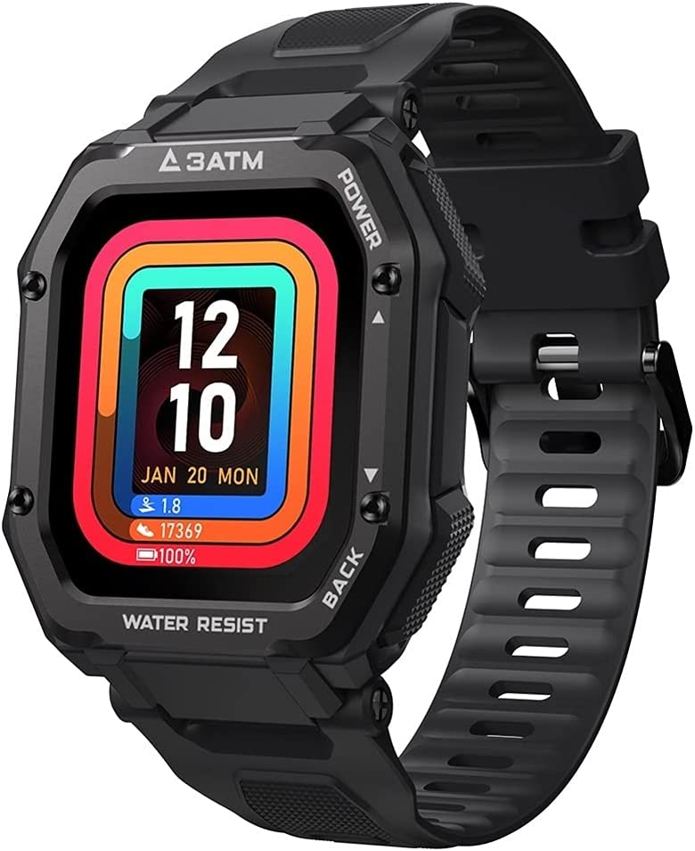 TAIJU Smart Watch Ranking TOP16 for Android High quality new Rugged and Phones iOS M