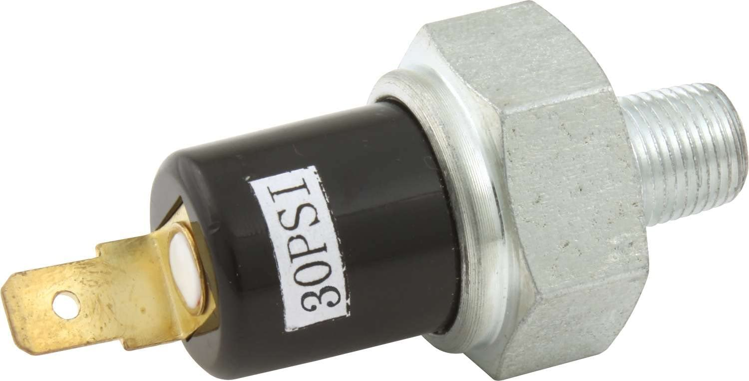 Genuine Free Shipping Quickcar Racing Products 61-733 30 Industry No. 1 Oil Switch PSI Pressure