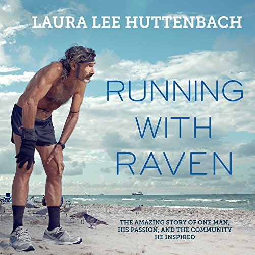 Running with Raven audiobook cover art