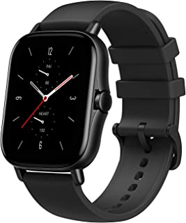 """Amazfit GTS 2 Smartwatch with 1.65"""" AMOLED Display, Built-In GPS, 3GB Music Storage, 7-Day Battery Life, Bluetooth Phone C..."""