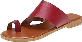 Slingback Peep Toe Slip On Comfortabele platte strandsandalen zomer outdoor sandalen