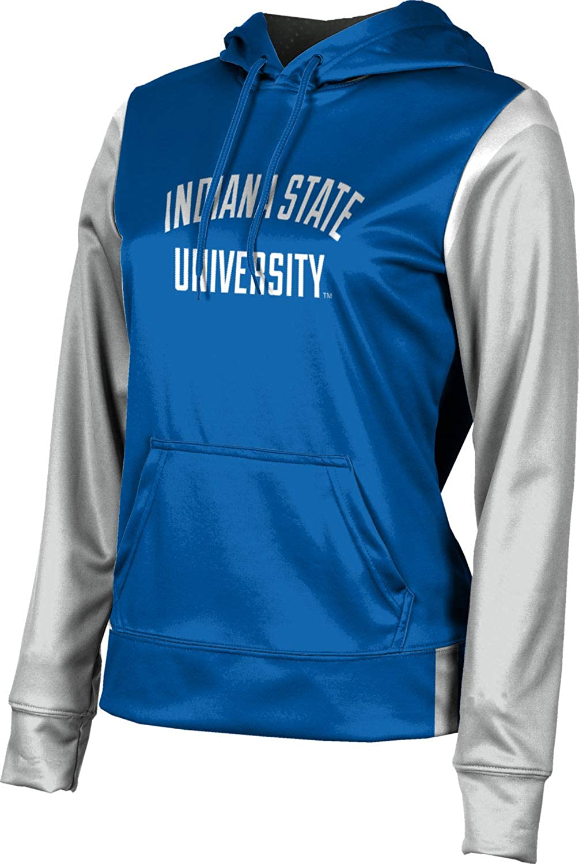 ProSphere Indiana State University Girls' Pullover Hoodie, School Spirit Sweatshirt (Tailgate)