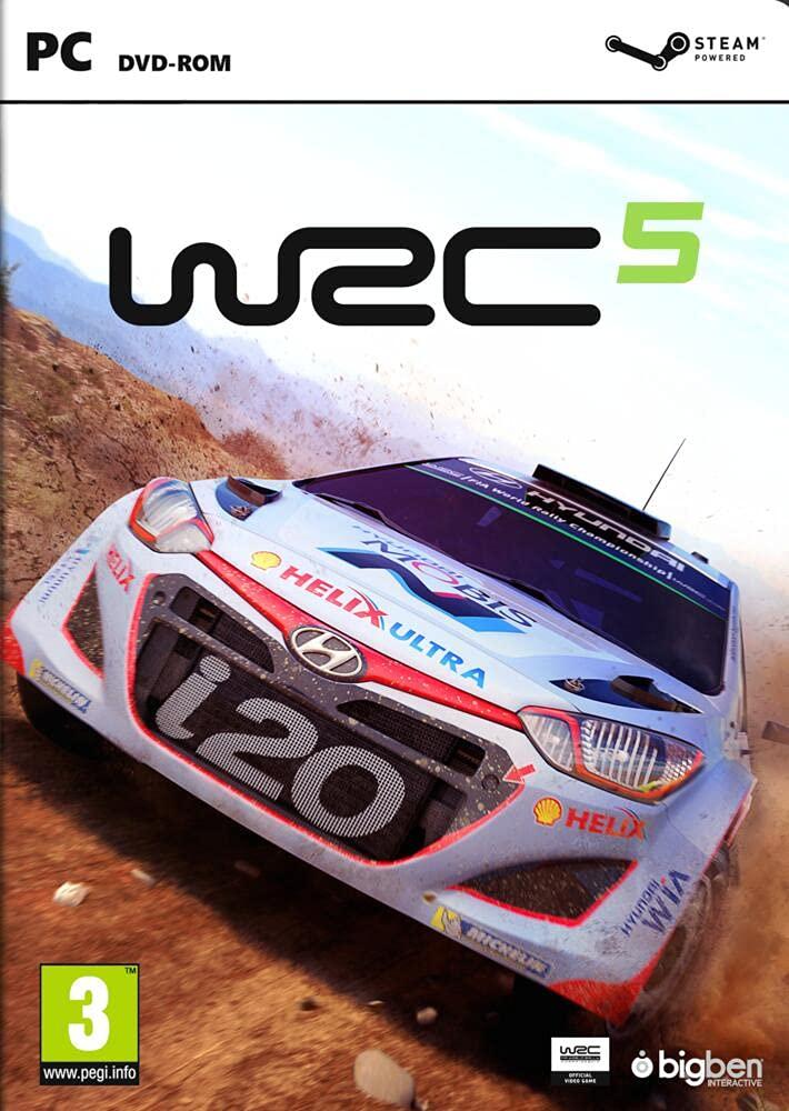 WRC 5 - Phoenix Mall 360 Xbox wholesale