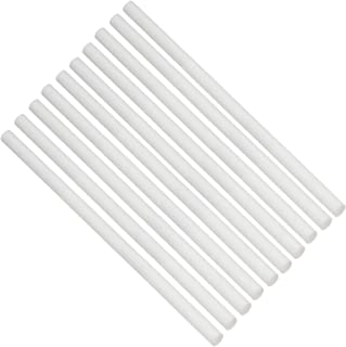 Decdeal Luchtbevochtiger, katoenen filter, luchtbevochtiger, filter, vervangingsstokken, navulstaafjes voor mini-luchtbevo...