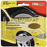 Trimbrite T1122 1/8 Pinstripe Tape Gold