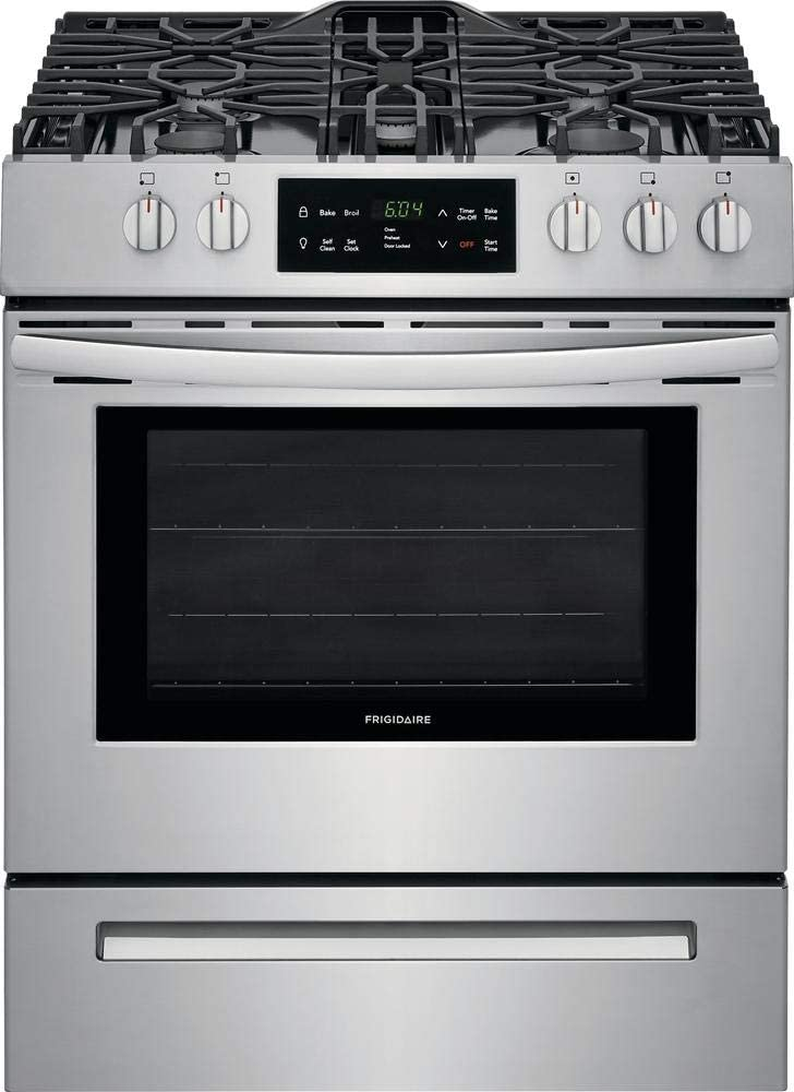 Choose Top 8 Best gas range for Home Chef in 2021 6