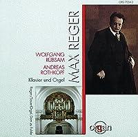 Reger Organ Music
