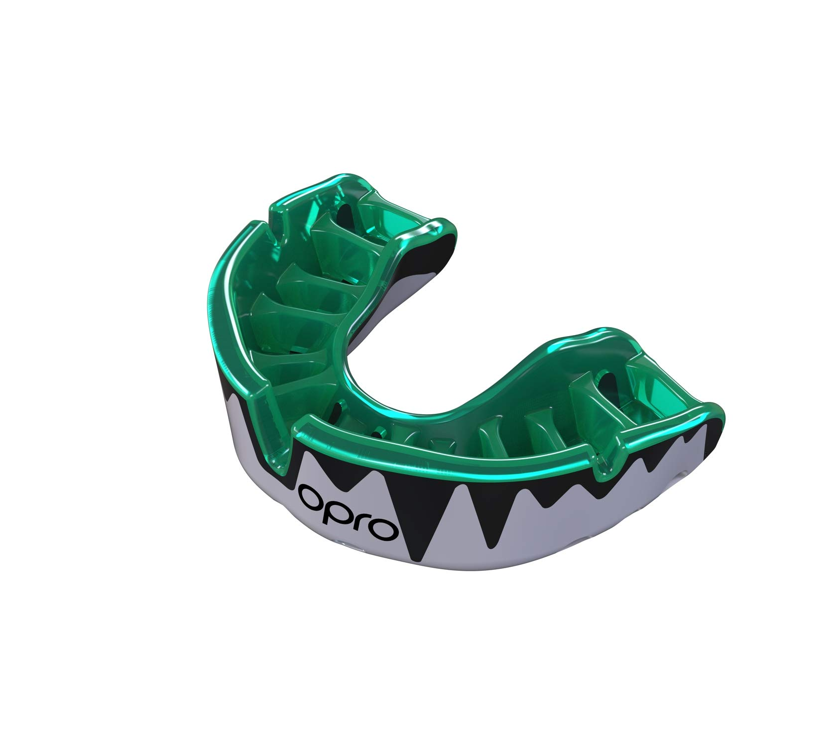 Opro Platinum Level Mouthguard | Gum Shield for Rugby, Hockey and other Contact Sports
