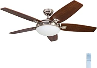 Honeywell Carmel 48-Inch Ceiling Fan with Integrated...