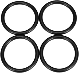 Bumper Fender Quick Release Fasteners Kit Replacement Rubber Bands O-Rings (4-Pack)