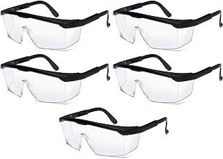 Gamma Ray Adjustable Anti-Fog Safety Glasses