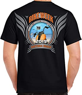 2019 Bike Week Daytona Beach Official Logo T-Shirt