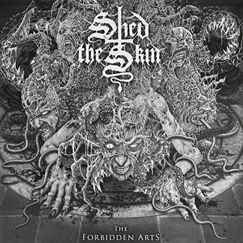 Album Art for The Forbidden Arts [VINYL] by Shed the Skin