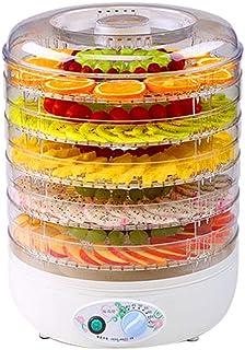 Carl Artbay Machine de Conservation des Aliments, Déshydrateur de Fruits, Assiette relevable Sécheuse à température réglab...