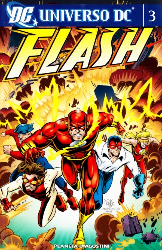 Universo Dc. Flash: 3