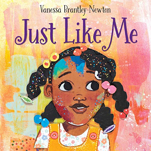 Just Like Me cover art