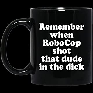 remember when robocop shot mug