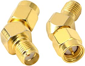 Best 45 degree sma connector Reviews