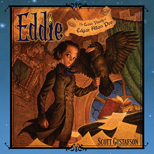 Eddie audiobook cover art