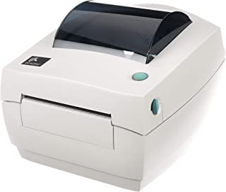 Zebra Technologies GC420-200510-000 Printer, Direct Thermal, 203 Dpi Resolution, EPL and ZPL Language, 8 MB SD RAM