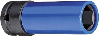 """Gedore red R63041716 nasadka na wkrętak mechaniczny 1/2"""" 6-kątna, z tuleją ochronną, rozmiar klucza 17 mm"""