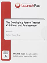 LaunchPad for Berger's Developing Person Through Childhood & Adolescence (Six Month Access)