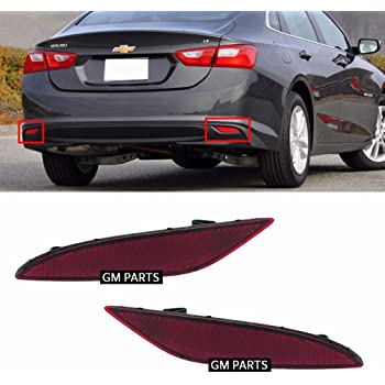 Seat Side Cover L+R 2P For GM Chevrolet Malibu 2012-2014 OEM Parts