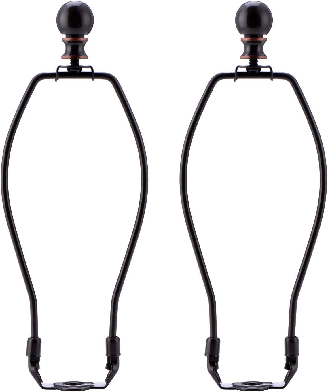 New York Mall Canomo 2 Set 8 2021 model Inch Lamp Harp La Holder Light and Base with Ball