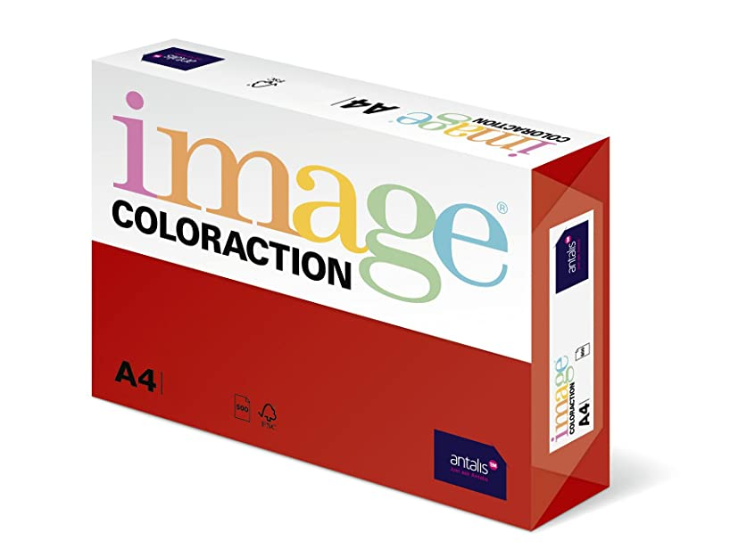 Kopa Chile Coloraction Paper 120 g/m2 250 Sheets Deep Red