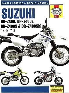 Best 2006 suzuki drz400sm manual Reviews
