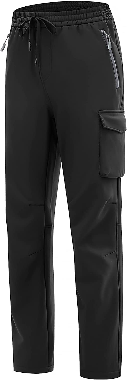 Libin Women's Max 61% OFF Hiking Pants Luxury Fleece Res Ski Snow Lined Water