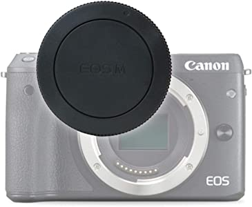 CELLONIC Body Cap compatible with Canon EF-M Mount  EOS EOS M3  EOS M5...