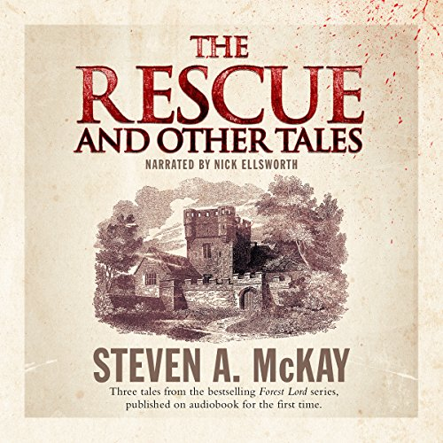 The Rescue and Other Tales audiobook cover art