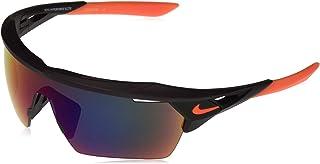 Nike Men's EV1027 663 Shield Sunglasses, Black, 57 mm