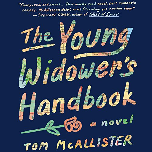The Young Widower's Handbook audiobook cover art