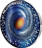 Power Coin Milky Way Via Lactea Uncharted Universe Moneda Plata 20€ Euro Austria 2021