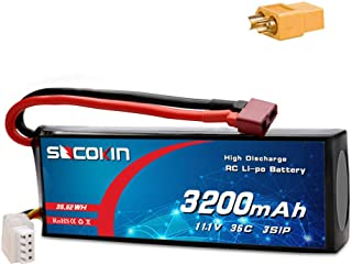 Best 3200mah 3s lipo Reviews