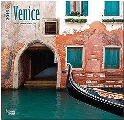 Venice 2015 Square Wall Calendar